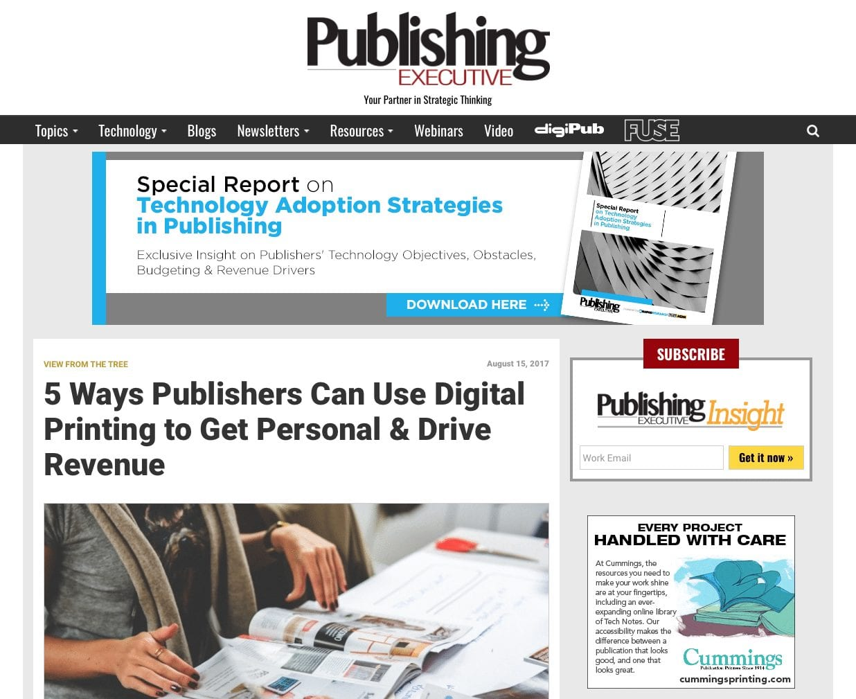 """, """"It's simple psychology"""": One startup's tactics for producing better online marketing and sales results – Interview with Paul Kostial, CEO, Audience Innovation®"""
